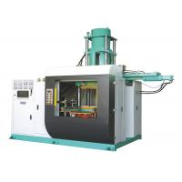 OEM Vertical 300 Ton Rubber Stopper Injection Machine Large Production Manufactures