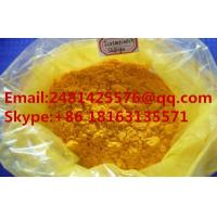 Pharmaceutical Raw Steroid Powders Isotretinoin / Roaccutane For Cystic Acne Treatment Manufactures