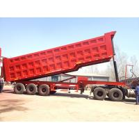 China Tandem Tipping Military Industrial Dump Truck For Heavy Duty Transportation on sale