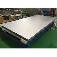 Buy cheap Chemical Industry Hot Rolled Titanium Metal Plate With ASTM B265 Standard from wholesalers