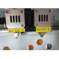 """Buy cheap Fused Deposition Modeling Carbon Fiber 3d Printer 1500W With 4.3"""" Touch Screen from wholesalers"""