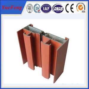 electrophoretic aluminium profiles for windows Manufactures