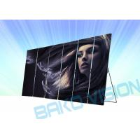 China 2880Hz Mobile LED Screen Display Slim Movable Billboard For Store Advertising on sale