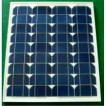 40w monocrystalline silicon solar module Manufactures