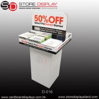 dumpbin unit display stand small pallet display Manufactures