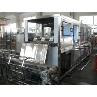 5 Gallon / 3 Gallon Water Bottle Filler Machine Stainless Steel Water Production Line Manufactures