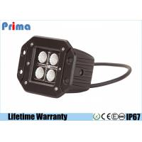 Cree 16W Off Road Work Lights , Flood / Spot Waterproof IP67 Jeep Led Work Lamp Manufactures