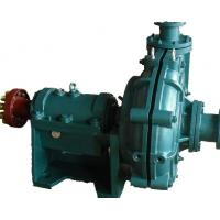 Centrifugal High Head Electric Slurry Pump Singe - Stage Structure Aier Machinery Manufactures