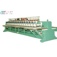 China Industrial Computerized Embroidery Machine , Sequin Embroidery Machine on sale