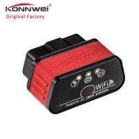 Professional Obd2 Wifi Auto Scanner / Wifi Car Diagnostic Tool Compatible All 12V Cars Manufactures