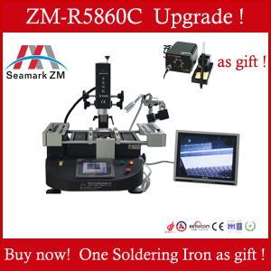 China BGA repair computers BGA rework station ZM-R5860C on sale
