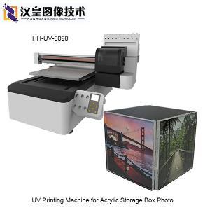 UV Printing Machine for Acrylic Storage Box Photo Manufactures