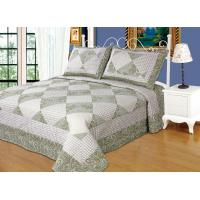 Irregular Cloud Stitching Bedroom Bedding Sets , 1 - 3cm Thickness Vintage Bedding Sets Manufactures
