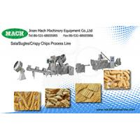 puff snacks double screw food extruder Manufactures