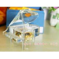 Crystal Piano Music Box Manufactures