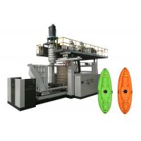 2.7m Kayak Plastic Extrusion Blow Molding Machine , 338kw Hdpe Blow Molding Machine  Manufactures