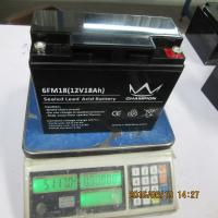 China Valve Regulated Agm Deep Cycle Battery , Charging Sealed Lead Battery on sale