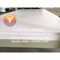 New and Green PVC Plastic Board Machine Manufactures