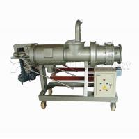 Energy Saving Manure Dewatering Machine Solid Liquid Separation Machine Manufactures
