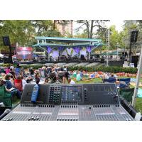 Quality IP65 Waterproof Smd1921 Outdoor Led Video Display , LED Concert Video Wall for sale
