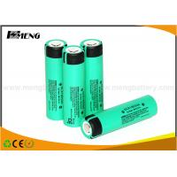 NCR18650A Lithium Ion Battery 18650 Cell 500 Times Cycle Life Manufactures