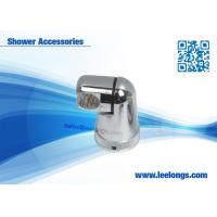 Chrome Bathroom Shower Accessories Wall Mounted 360 Spin Shower Bracket Manufactures