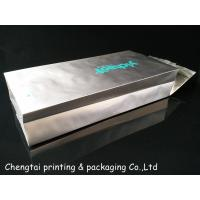 China Biologicals Aluminium Foil Pouch Packaging For Medicine Glossy Finishing on sale