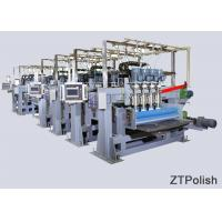 Professional Sheet Metal Deburring Machine Fully Automatic Control Color Customized Manufactures
