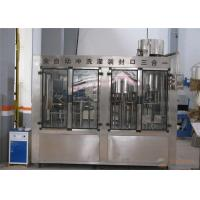 Kaiquan Beverage Filling Machine / Juice Bottle Filling Machine For Food Factory Manufactures
