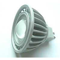 China 3W 12V AC Low - Voltage Energy Conservation GU10 LED Lamp Bulbs For Exhibition Lighting on sale
