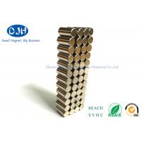 Pull Force About 600g Neodymium Cylinder Magnets Standard N35 Magnets Power Manufactures