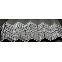 CE ISO Standard Black Steel Angle Bar , Stainless Steel Unequal Angle Manufactures