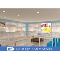 Children'S Clothing Store Racks And Shelves / Shop Display Furniture Manufactures