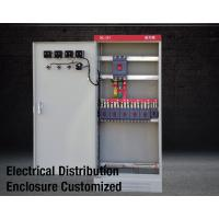 XL21 Motor Control Cabinet Power Electrical Enclosure Sheet Steel For Switch Panel IEC 60439 Manufactures