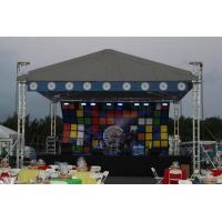 Customer's true project lighting truss in USA 10x10x6M Manufactures