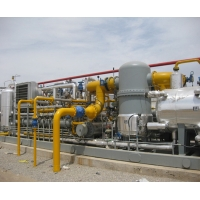 China Customized Lgiht ends recovery skid NGL recovery unit of natural  oil & gas' light hydrocarbon on sale