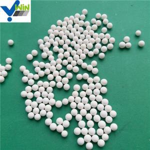China High purity inert alumina ceramic packing catalyst ball price per kg on sale