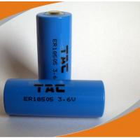 Lithium Cylindrical 3.6V 3600mAh Battery for Utility meter, smoke alarm system, detector Manufactures