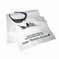 Sport towels, available in various sizes