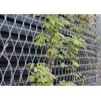Quality X Tend Stainless Steel Cable Netting Wire Mesh Plant Trellis For Climbing Plants for sale