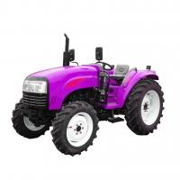 120HP Mini Diesel Agriculture Farm Tractor With 4 Wheel Drive Manufactures