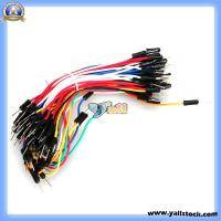 Jump Cables On Sale : Solder breadboard jumper cable wire kit qty e for