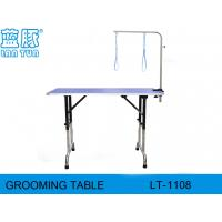 HEIGHT ADJUSTABLE Grooming table Manufactures