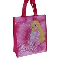 Quality 105Gsm Big Capacity Reusable Carrier Bags Non Woven For Lady Shopping for sale