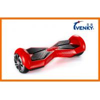 Chrome RED Bluetooth self balancing scooterhoverboard / Child Smart Hoverboard Manufactures