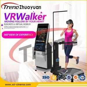 9D VR Treadmill Virtual Reality