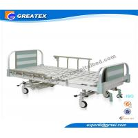 Commercial Alloy Manual Hospital Bed Length 2150mm Width 900mm 180kg Manufactures