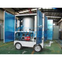 China Manufacturer Double Stage Transformer Oil Purification Plant for High Voltage Manufactures
