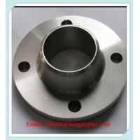 ANSI B16.47 welding neck flanges. Manufactures