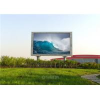 Outdoor Full Color Outdoor LED Display Screen IP68 Outdoor LED Video Screen Manufactures